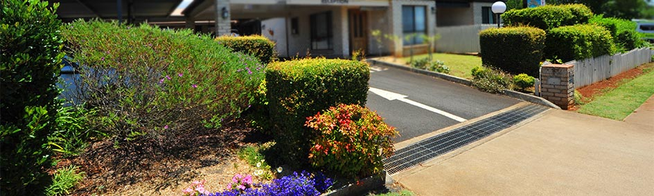 Asters on James Motor Inn - quality accommodation in Toowoomba